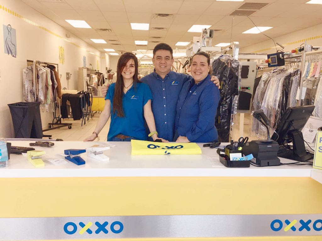 OXXO Care Cleaners Continue To Grow