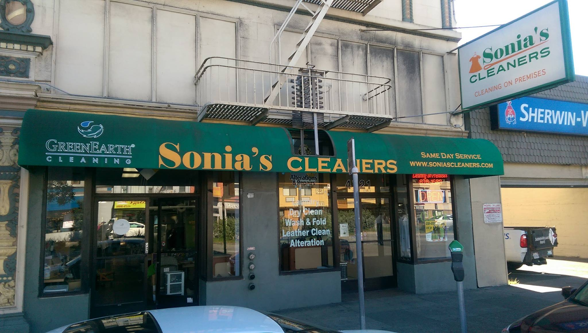 Sonia S Cleaners Makes The Top Of The List Greenearth Cleaning